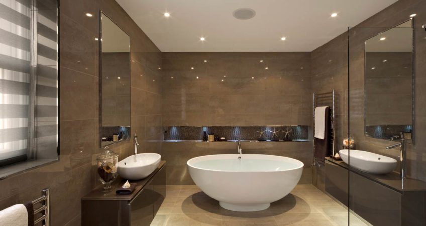 Home renovations improvements queens nyc licensed for Professional bathroom renovations